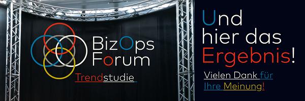 Banner BizOps Trensdstudie 2021 - Die Ergebnisse sind da